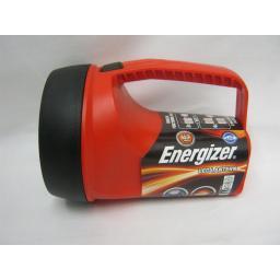 New Energiser Flashlight Torch LED Floating Lantern Red LP34941