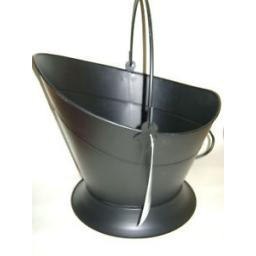 New Bakaware Coal Scuttle Bucket Hod Waterloo Black