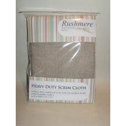 New Rushmere Heavy Duty Window Cleaning Cloth Scrim 45cm x 90cm