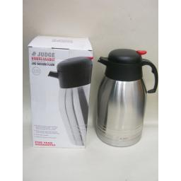 New Judge Unbreakable Stainless Steel Jug Vacuum Flask 2.0L