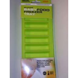 New Cks Zeal Baby Food Freezer Tray Silicone Lime Green J251
