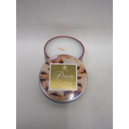 New Prices Wax Scented Candle Tin Christmas Range Mince Pies
