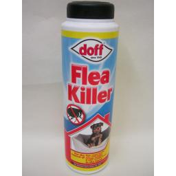 New Doff Flea Carpet Beetles Ants Cockroackes Woodlice Killer Powder 240g