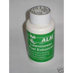 New ALM Lawnmower Fuel Petrol Enhancer Improver 100ml MS002