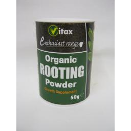 New Vitax Organic Rooting Powder Growth Supplement 50g