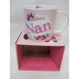 New BGC Fine China Mug Beaker Coffee Cup Tea Wonderful Nan