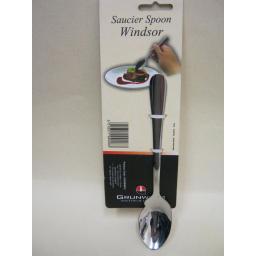 New Windsor Stainless Steel Saucier Sauce Spoon SCRSWSR/C