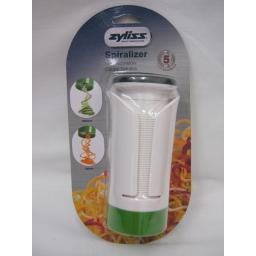 New DKB Zyliss Spiralizer Vegetable Ribbons Spirals E900025