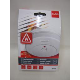 New Elro Smoke Fire Alarm Detector General Purpose RM144C