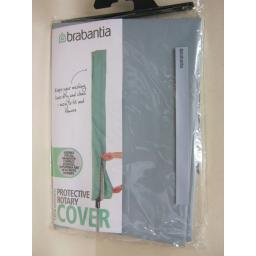 New Brabantia Waterproof Rotary Line Airer Drier Cover Grey Colour