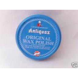 New Antiquax Original Solid Wax Furniture Polish 100ml