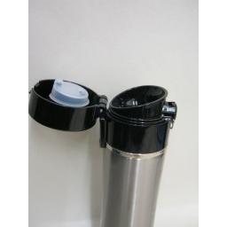 New Thermos Stainless Steel Double Wall Flask 0.48 Litre Flask Bottle Leak Proof