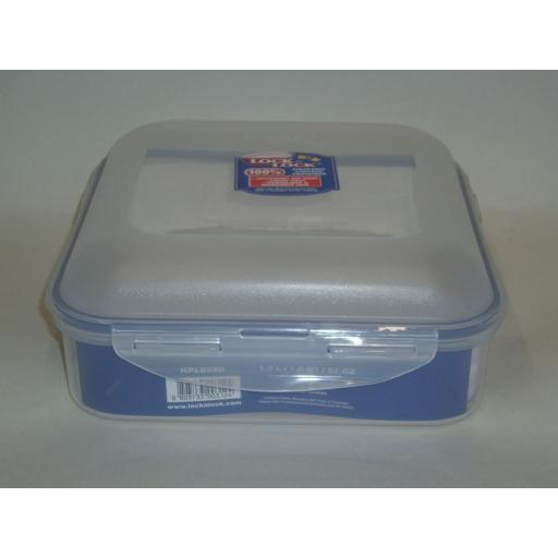 New Lock and & Lock Square 1.7 ltr Food Container HPL859D
