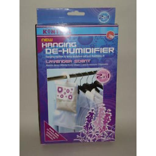 New Kontrol Moisture Hanging Trap De - Humidifier Damp Lavender