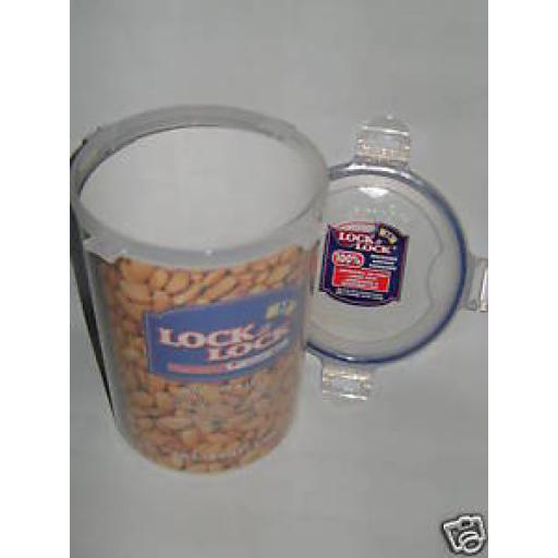 New Lock and & Lock Round 1.8ltr Food Container HPL933D