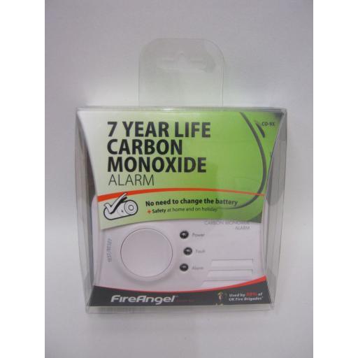 New First Alert Carbon Monoxide Poisonous Gas Alarm 7 Year Guarantee CO-9X