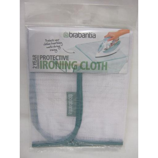 New Brabantia Protective Ironing Cloth Protects Your Clothes From Shiny Marks