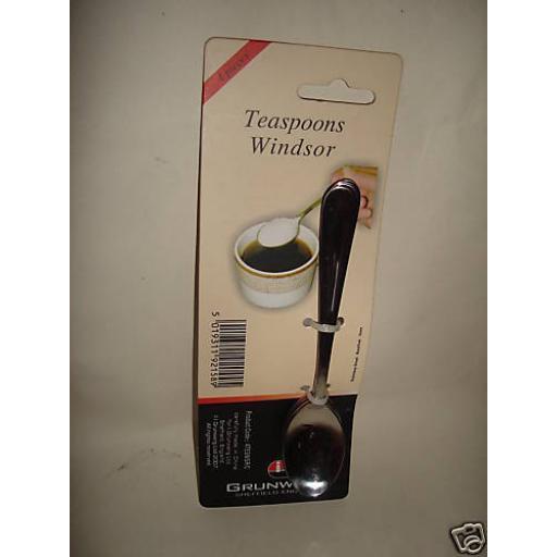 New Windsor Stainless Steel Tea Coffee Spoons Spoon pk4