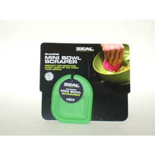 New Cks Zeal Silicone Mini Bowl Dish Baking Scraper Green NB32