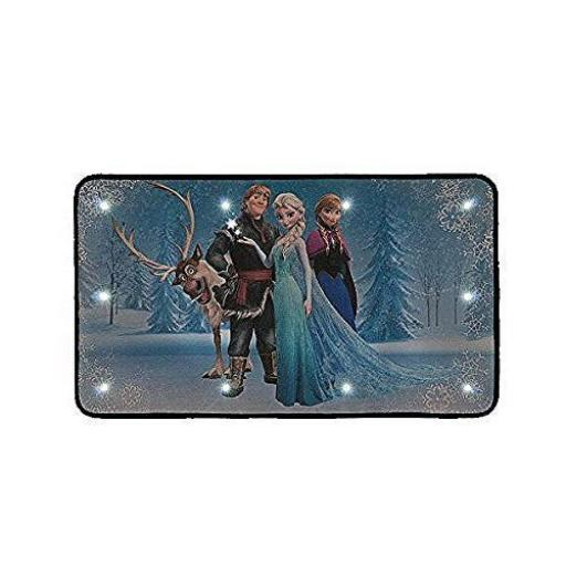 New Sven, Kristoff, Elsa,And Anna Disney Frozen Musical LED Doormat IF02089