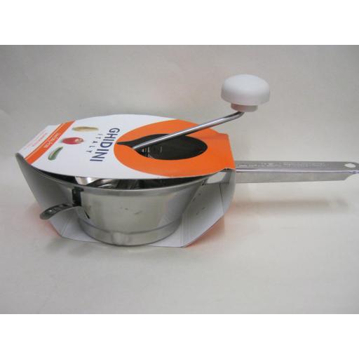 New ACEA Stainless Steel Mouli Food Blender Puree Mill 20cm