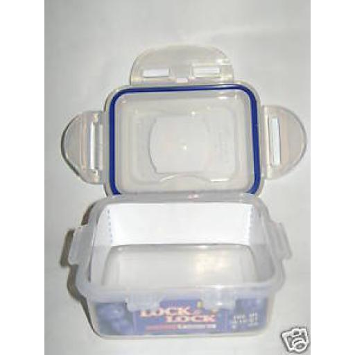 New Lock and & Lock Oblong 180ML Food Container HPL805