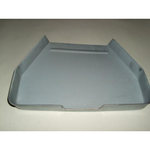 New Replacement Ashpan For Regal Fire Grate for Open Coal Fires 16in Ash Pan