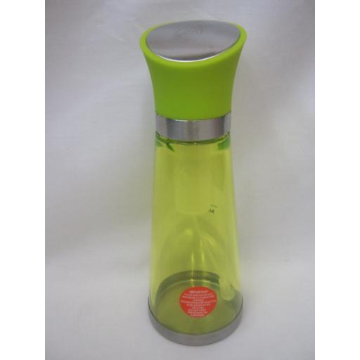 New Zeal Healthy Option Filtered Oil Pump Spray Mist Mister Lime Green BA122