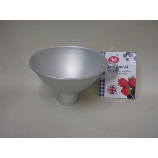 New Tala Jam Funnel Aluminium Preserves Fruit Pouring Jars