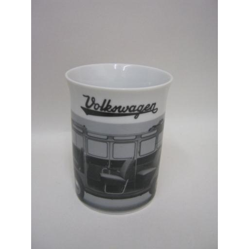 New Volkswagen Photographic Lippy Mug Campers Splitty Licensed VW Cross Section