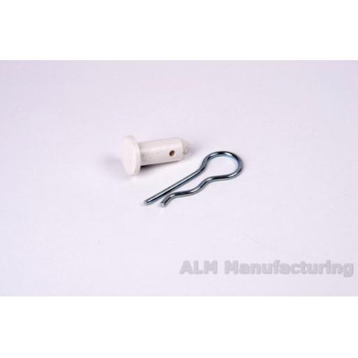 New Alm Handle Pins And Clips For Flymo Lawnmowers FL194