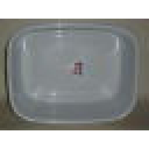 """New Lucy Granite Small Oblong Plastic Washing Up Bowl 33cm 13"""" Slight Seconds"""