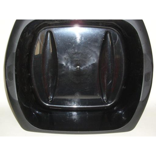 New Addis Black Oblong Plastic Washing Up Bowl 38cm 15 Inch