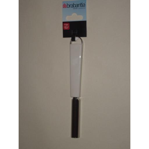 New Brabantia Apple Fruit Corer Stainless Steel Blade White Handle