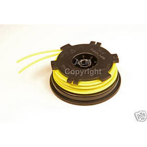 New ALM Spool & Line To Fit Ryobi PLT3043E PBC3020 Expand-It PBC254FC HL002