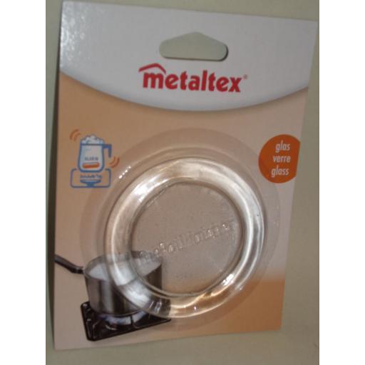 New Metaltex Milk Saver Boil Alert Glass Pot Minder 259230