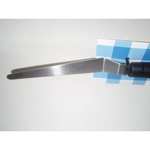 New Tala Stainless Steel Tapered Mini Palette Knife 9357