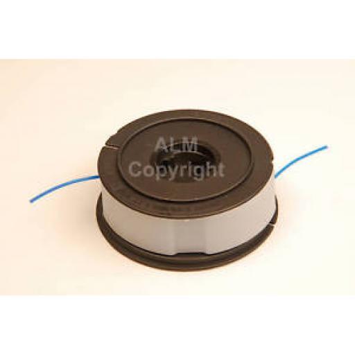 New ALM Qualcast & Bosch Spare Strimmer Spool & Line BQ115