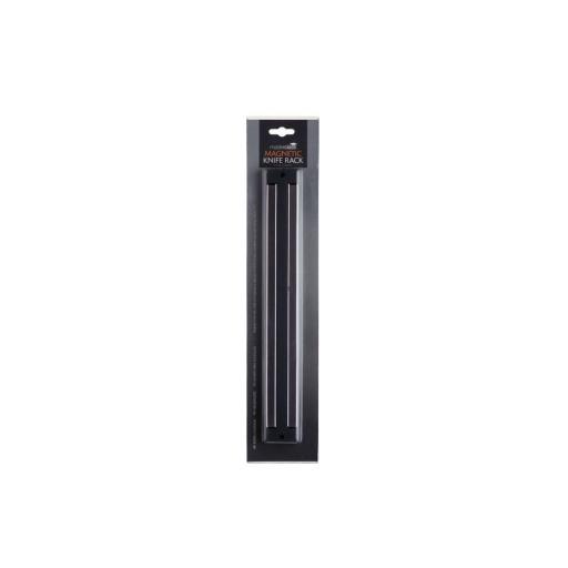 """New Masterclass Magnetic Knife Rack Holder 34cm 13 1/2"""" KCRACKSML"""