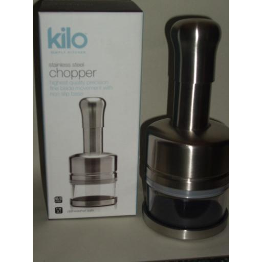 New Kilo Stainless Steel Onion Chopper Dicer Cutter Slicer HA11