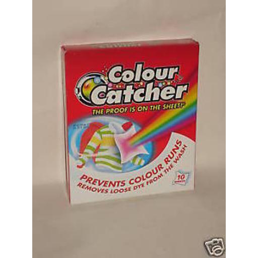 New Dylon Colour Catcher Pk 10 Sheets Prevents Colour Runs