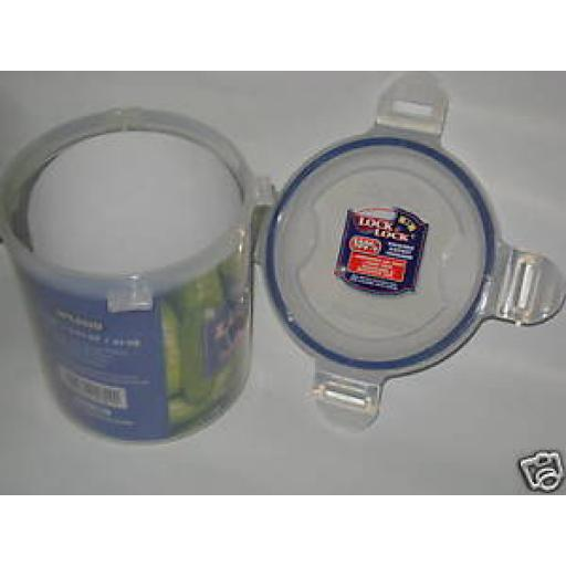 New Lock and & Lock Round 700ML Food Container HPL932D