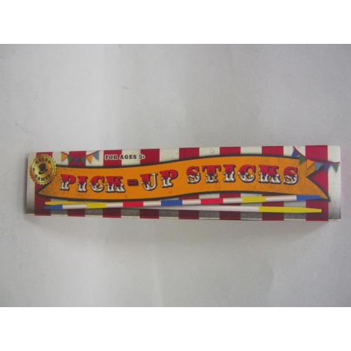 New Retro Games Traditional Pick Up Sticks RFS10228