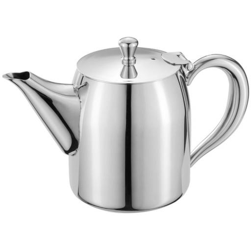 New Judge Tea Pot Stainless Steel Tall Teapot 1.2L 6 Cup JR32