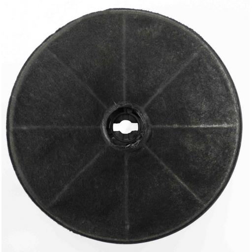 New CDA Charcoal Round Cooker Hood Filter CHA1 Compatible With EVP61SS
