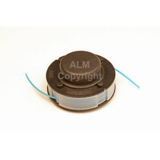 New ALM OKAY RT4002D Spool & Twin Line PP500