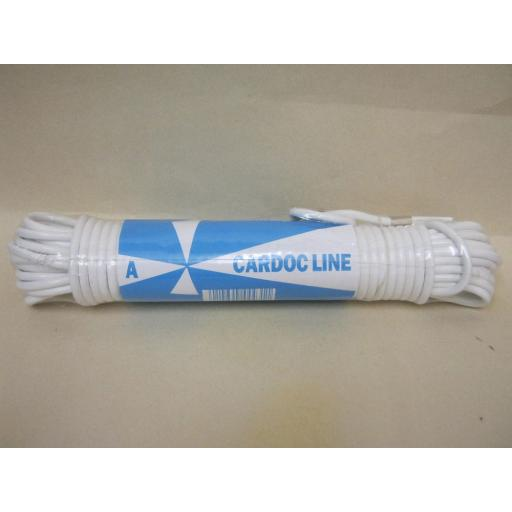 New Cardoc Plastic PVC Washing Clothes Line 15 Metres