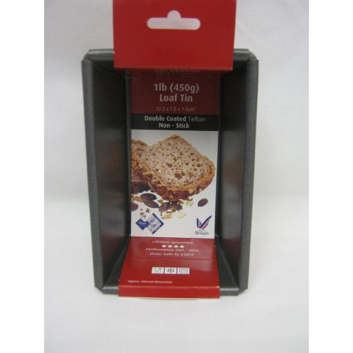 New Wham Cook Non Stick Traditional Loaf Bread Tin Pan 1lb 450G 50850