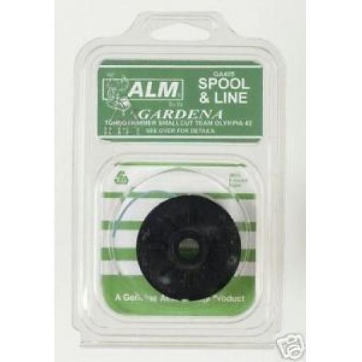New ALM Spool & Line Gardena Turbotrimmer Smallcut GA405