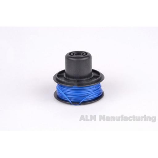 New ALM Spool & Line For Black And & Decker Strimmers BD401